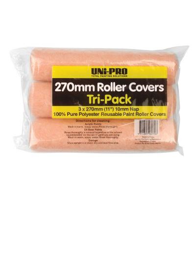 3Pack 10 NAPP Micro Fibre Roll (270mm)