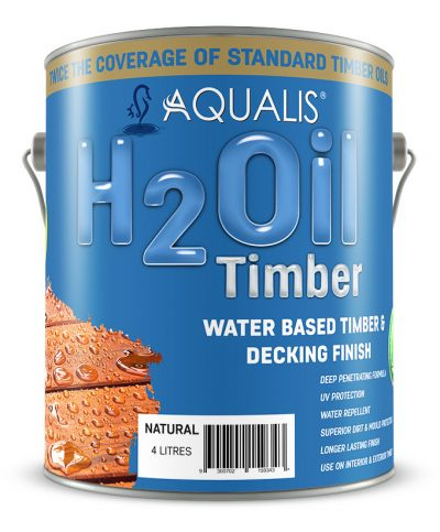 H2Oil Timber