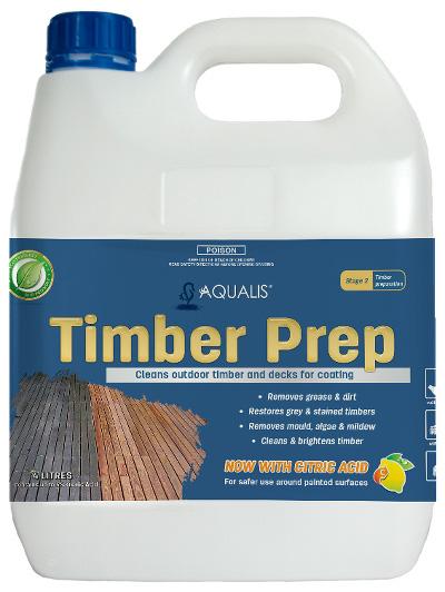 Timber Prep